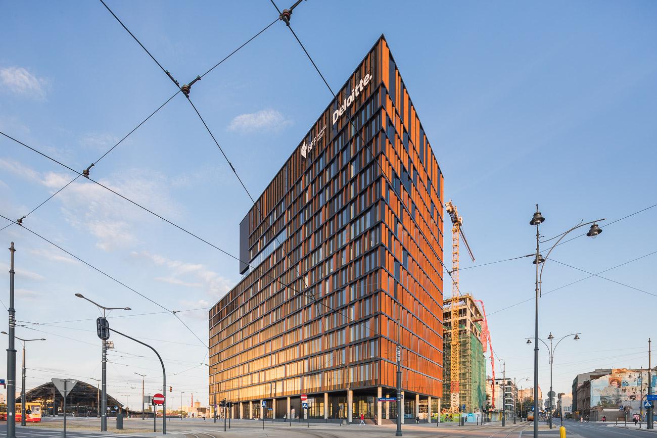 Brama Miasta biurowiec Łódź (5)