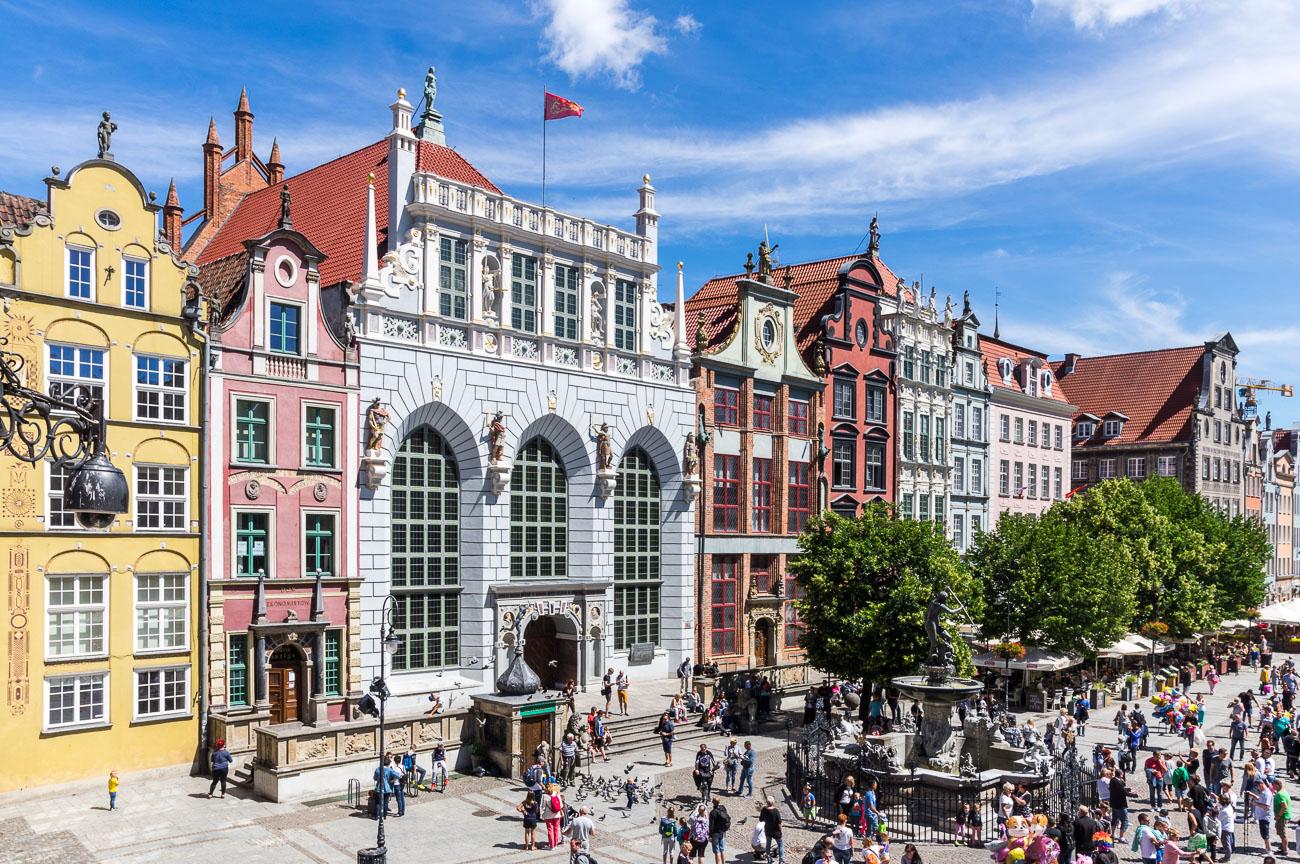 Długi-Targ-Gdańsk