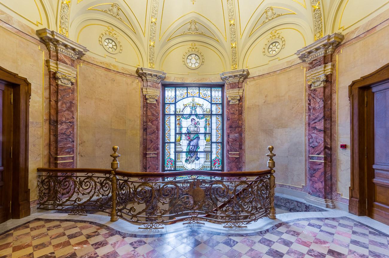 Pałac Karola Poznańskiego Łódź po remoncie (2)