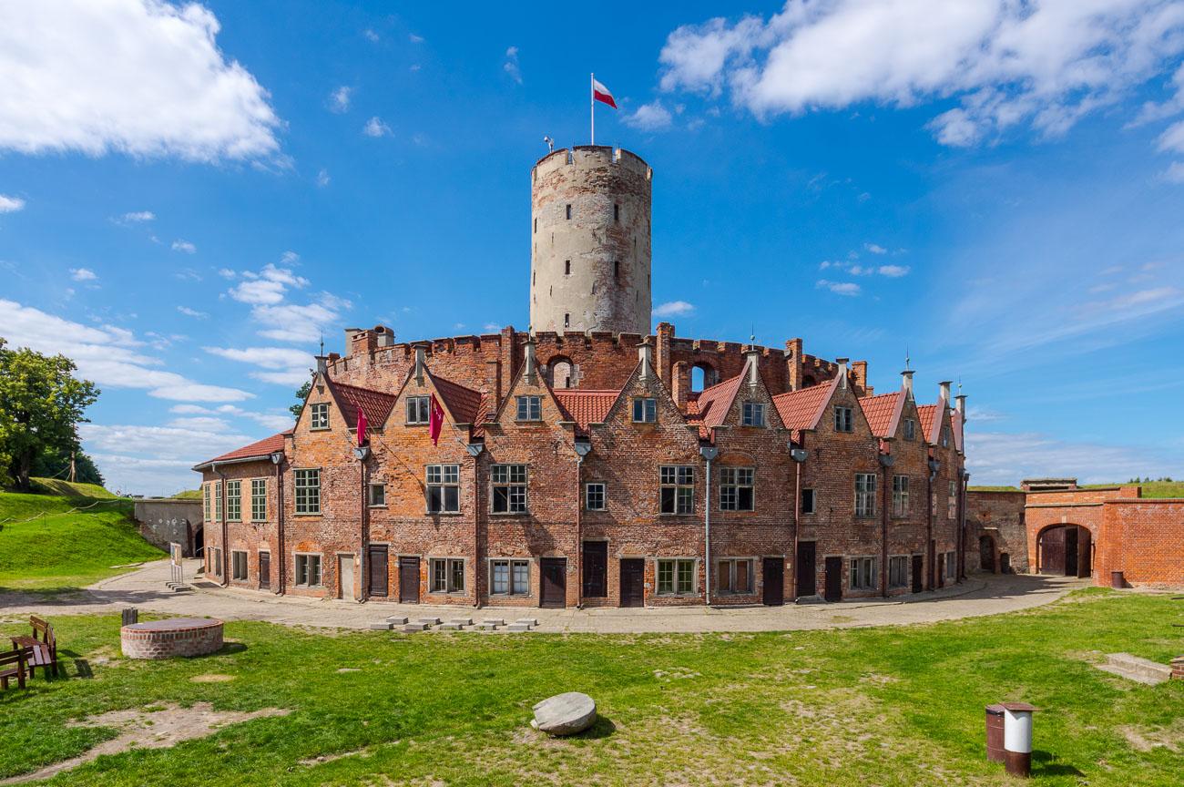 Twierdza-Wisłoujście-Gdańsk